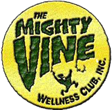 The Mighty Vine Wellness Club, Inc. - Website Logo