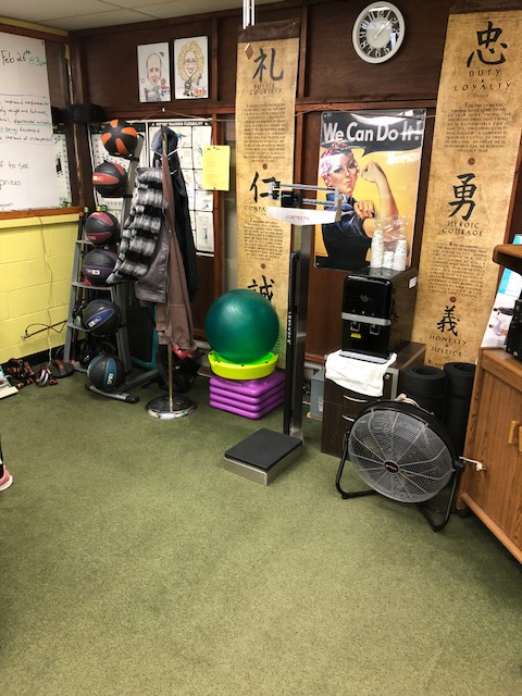 Medicine Balls, Zumba Equipment, and more...